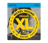 DAddario EXL125 Nickel Super Light (009-046)