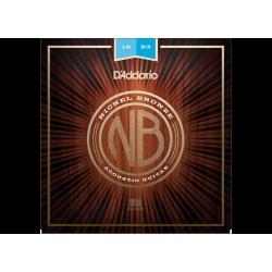 DAddario NB1253 Nickel Bronze 12-53 Light