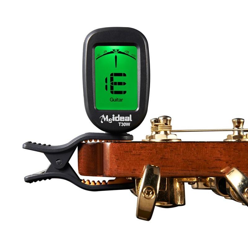 Тюнер хроматический Meideal T30W
