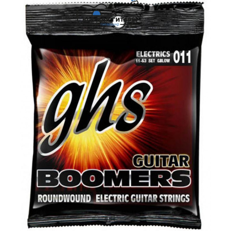 GHS Boomers Lo-Tune GB-LOW 11-53