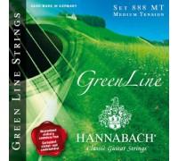 Hannabach Green Line E888MT
