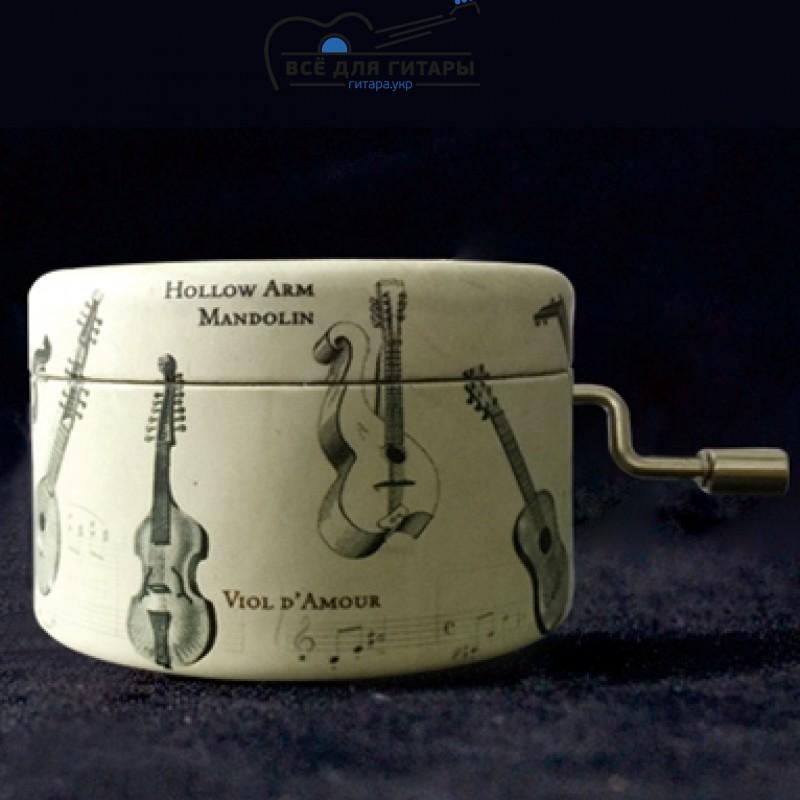 Музыкальная шкатулка dedo дедо