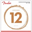 Fender 60L Phosphor Bronze Light (012-053)