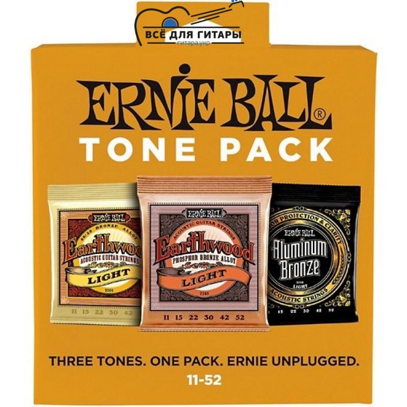 Ernie Ball Tone Pack 11-52 Light