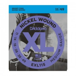 DAddario EXL115 XL 11-49 Medium