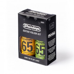 Набор для полировки Dunlop Formula 65 Guitar Polish Kit