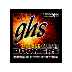 GHS Boomers GB7MH 11-64 7-string