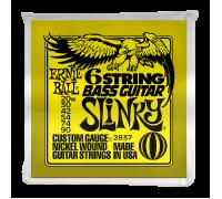 Ernie Ball 2837 20-90 6-String Bass Guitar Slinky