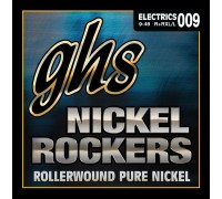 GHS Nickel Rockers R+RXL/L 9-46 Extra Light/Light