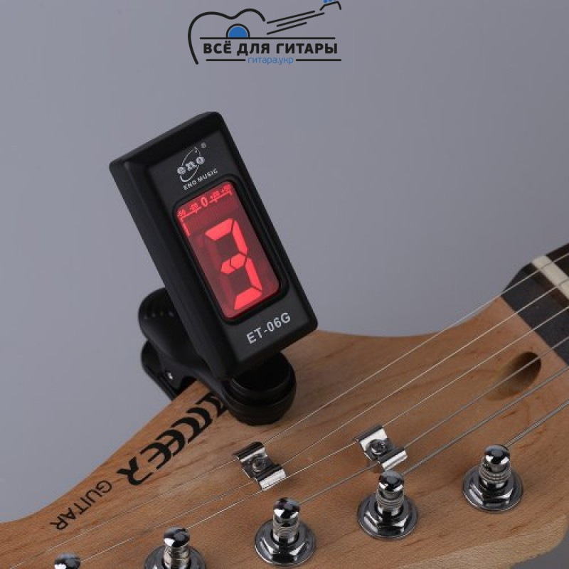 тюнер для настройки гитары ENO ET-06G