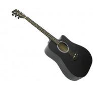 Гитара акустическая Trembita DcGTH