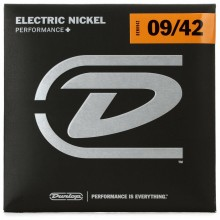 Dunlop 9s Nickel Plated Steel 09-42 Light