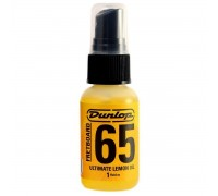 Лимонное масло Dunlop Fretboard 65 Ultimate Lemon Oil (30 мл)