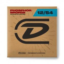 Dunlop Phosphor Bronze Light (012-054)