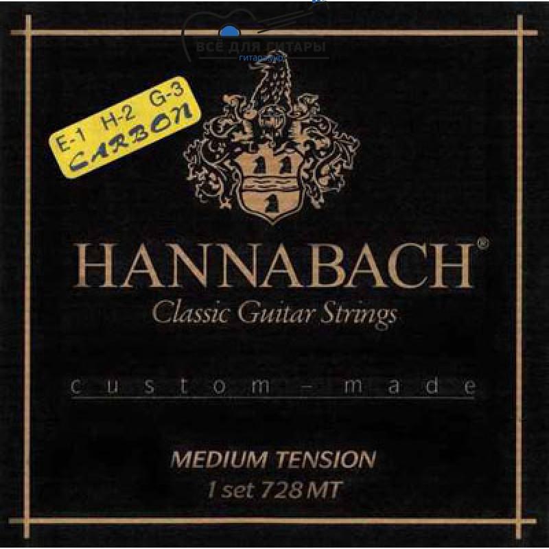 Hannabach E728MTC