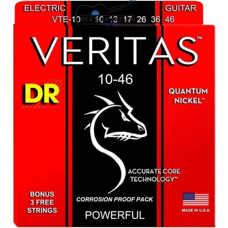 DR Veritas VTE-10 Quantum Nickel Medium 10-46