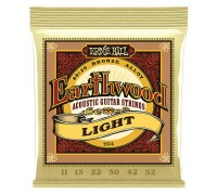 Ernie Ball 2004 Earthwood Bronze Light (011-052)