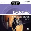 DAddario EXP13 Coated Bronze 11-52 Custom Light
