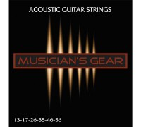 Musicians Gear Acoustic 13 Bronze (013-056)