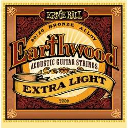 Ernie Ball 2006 Earthwood