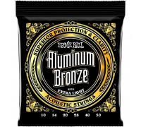 Ernie Ball 2570 Aluminum Bronze Extra Light (010-050)
